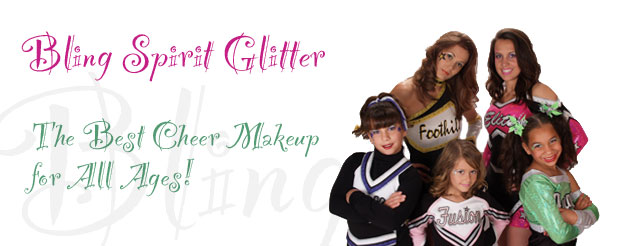 best cheer makeup