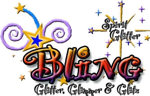 Bling Spirit Glitter Cheer Makeup